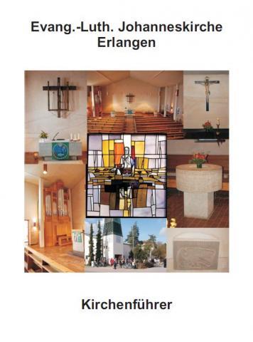 Titelseite Kirchenführer