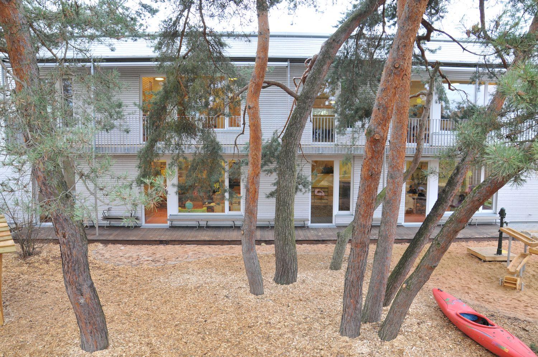Kindergarten Garten