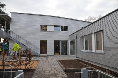 Neuer Kindergarten