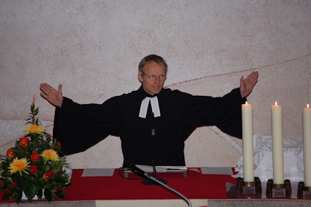 Segen Pfarrer Alpermann