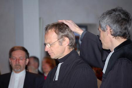 Einsegnung Pfarrer Alpermann