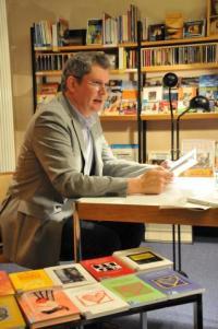 Bücherei Autorenlesung Dr. Johannes Wilkes